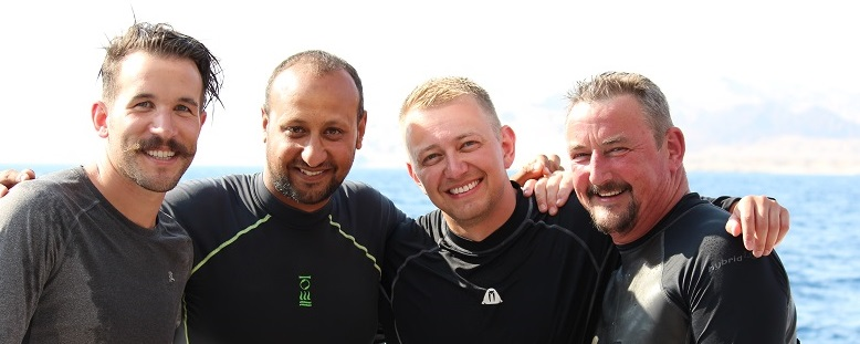 Eagle Divers Red Sea Diving Sharm El Sheikh Dive Padi Courses