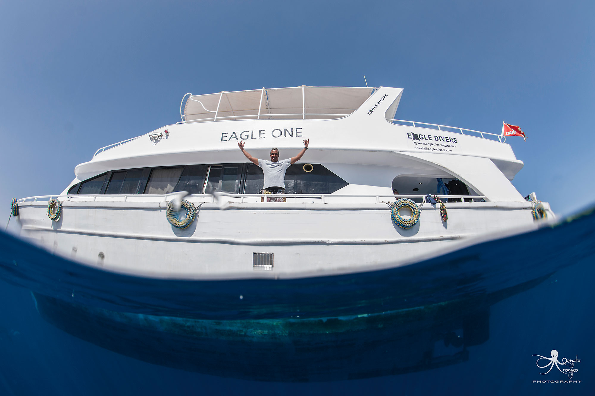 EAGLE ONE DIVE BOAT